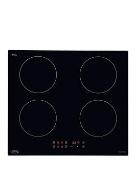 belling-bel-iht602-60cm-induction-hob-black