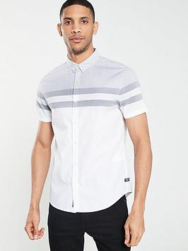 superdry-international-poplin-short-sleevenbspshirt-grey-white