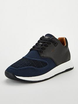 boss-titanium-leather-knit-trainer-dark-blue