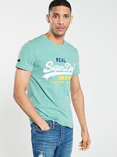 566b9f7b Superdry T-Shirts | Mens Superdry T-Shirts | Very.co.uk