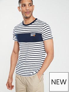 superdry-stacked-chestband-stripe-tee-optic
