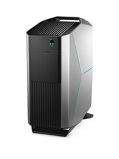 Alienware Aurora R8, Intel® Core™ i7-9700K, 11GB NVIDIA GeForce RTX 2080 Ti OC Graphics, 32GB HyperX DDR4 RAM, 2TB HDD & 512GB SSD, Gaming PC