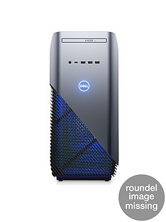 Dell Inspiron 5000 Gaming Series, Intel® Core™ i7 8700 Processor, NVIDIA GeForce GTX 1060 Graphics, 8GB DDR4 RAM, 1TB HDD & 128GB SSD, Gaming PC