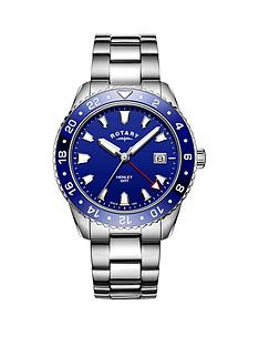 rotary-rotary-henley-blue-dial-stainless-steel-bracelet-mens-watch