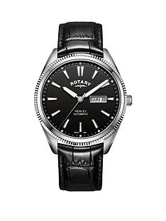 rotary-rotary-henley-black-daydate-dial-black-leather-strap-mens-watch