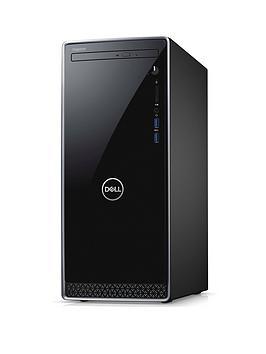 dell-inspiron-3000-series-intelreg-coretrade-i3-8100-processor-8gb-ddr4-ram-1tb-hard-drive-desktop-pc-with-optional-ms-office-365-home-black