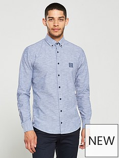 06bdd197 Mens Shirts | Formal & Casual Shirts | Very.co.uk