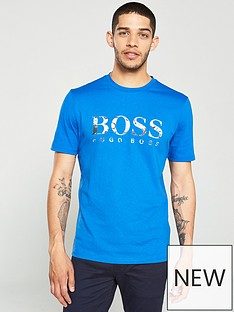 boss-large-logo-t-shirt-blue