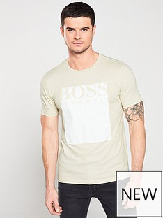 4a823236 BOSS T-Shirts | Hugo Boss T-Shirts | Very.co.uk