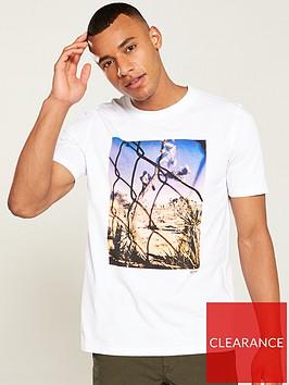 boss-teear-graphic-print-t-shirt-white