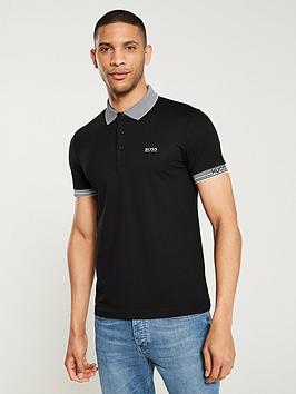 boss-paule-slim-fit-polo-shirt-black