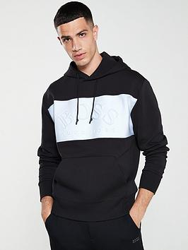 boss-sly-embossed-logo-hoodie-blackwhite