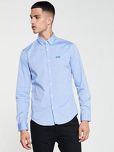 boss-biado-long-sleeved-shirt-blue