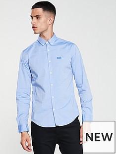 boss-biado-long-sleeved-shirt-blue