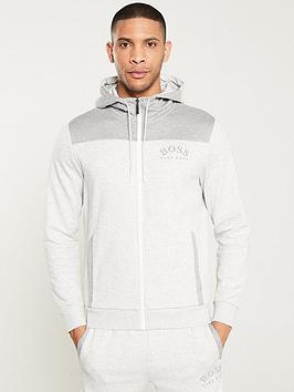 boss-saggy-zip-through-hoodie-grey