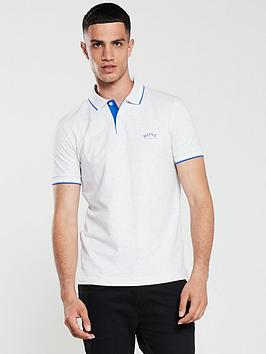boss-paul-polo-shirt-grey