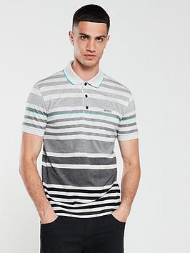 boss-striped-pique-polo-shirt-greyblack