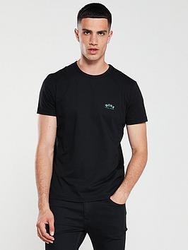 boss-curved-small-logo-t-shirt-black