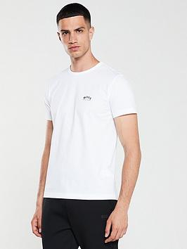 boss-curved-small-logo-t-shirt-white