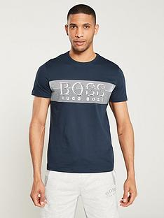boss-stripe-print-t-shirt-navy