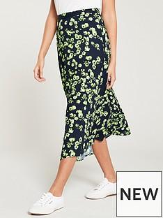whistles-daisy-print-skirt--nbspnavymulti
