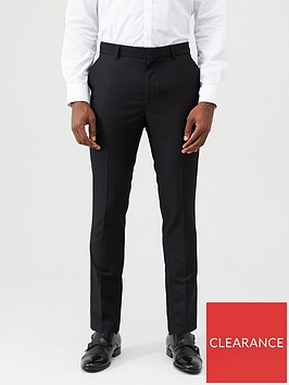 very-man-slim-work-trouser-black