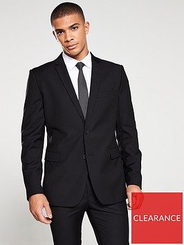 very-man-tailorednbspsuit-jacket-black