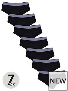 v-by-very-7pk-black-briefs