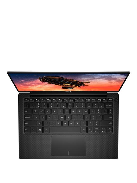XPS 13-9380 with 13 3 inch 4K UHD Touchscreen InfinityEdge Display, Intel®  Core™ i7-8565U, 16GB RAM, 512GB SSD Laptop - Aluminium Silver