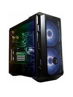 Cyberpower Gaming Intel i5 9600K, Nvidia RTX 2070, 16GB RAM, 2TB HDD + 240GB SSD Gaming PC with RGB lighting