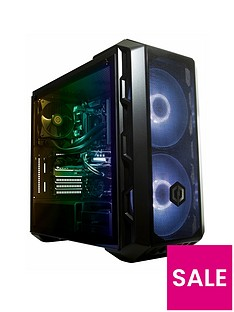 Cyberpower Gaming Intel i7 9700K, Nvidia RTX 2080 Ti, 16GB RAM, 2TB HDD + 250GB NVMe SSD Gaming PC with RGB lighting