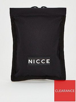 nicce-pouch-bag-black