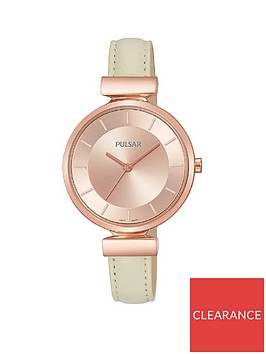 pulsar-pulsar-attitude-pink-dial-nude-leather-strap-ladies-watch
