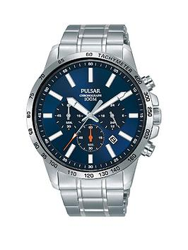 pulsar-pulsar-blue-and-red-detail-chronograph-dial-stainless-steel-bracelet-mens-watch