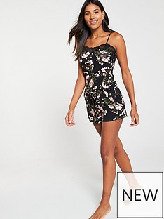v-by-very-mix-amp-match-lace-trim-cami-top-ndash-black-floral