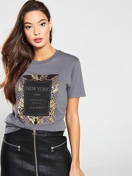 river-island-baroque-print-t-shirt