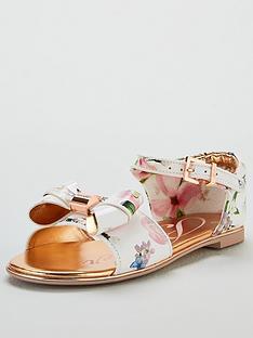 0e6135d809e4 Baker by Ted Baker Toddler Girls Harmony Print Sandals - Multi