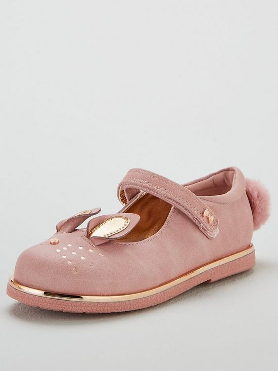 e23d34d14 Baker by Ted Baker Toddler Bunny Mary Jane Shoes - Pink