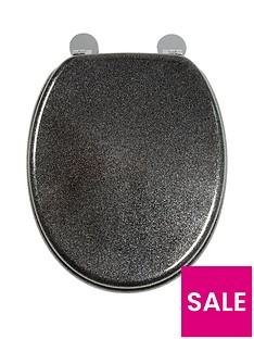 croydex-black-flexi-fix-toilet-seat