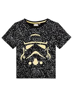 star-wars-boysnbspneppynbspfoil-t-shirt-black