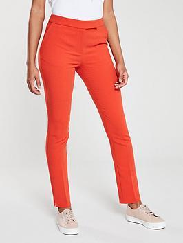 v-by-very-tapered-leg-trouser-orange