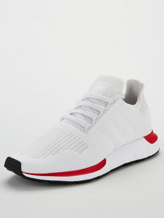 online store fa134 bb74a Swift Run - White/Red