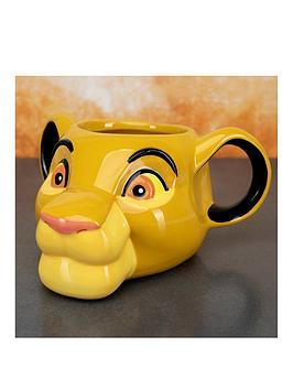 disney-the-lion-king-simba-3d-mug