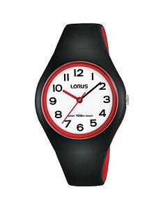 lorus-lorus-100m-water-resistant-white-and-red-dial-black-silicone-strap-kids-watch