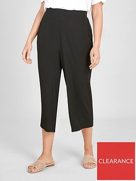 evans-soft-wide-fit-crop-trouser