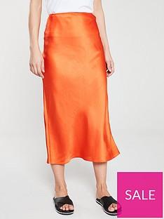 v-by-very-satin-bias-cut-midi-skirt-orange