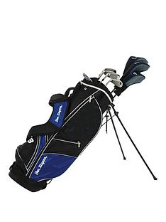 ben-sayers-m8-8-club-package-set-black-stand-bag-graphitesteel-mens-right-hand