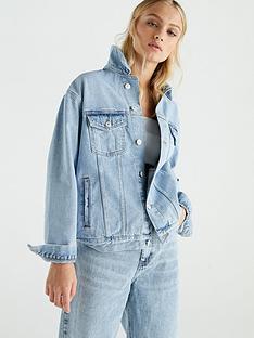 v-by-very-longline-denim-jacket-light-wash