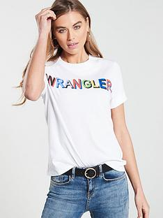 wrangler-logo-t-shirt-white