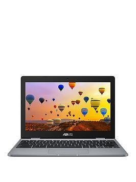 Asus Asus Chromebook 12 C223Na-Gj0014 Intel Celeron, 4Gb Ram, 32Gb Emmc, 11.6 Inch Chromebook - Grey